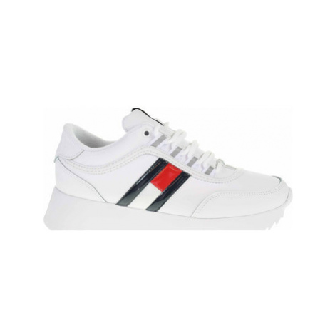 Tommy Hilfiger Dámská obuv EN0EN00784 YBS white Bílá