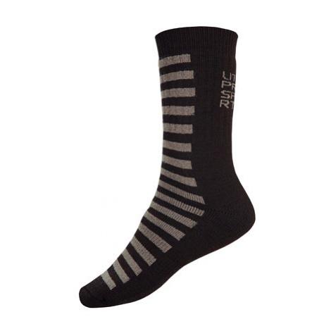 Termo ponožky Litex 9A012   tmavě šedá