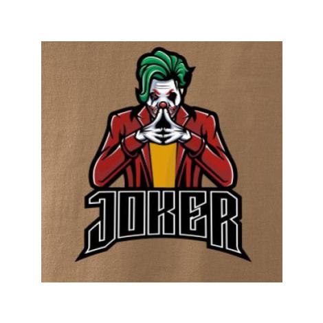 Joker šílený - Heavy new - triko pánské