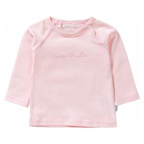 BESS Tričko růžová