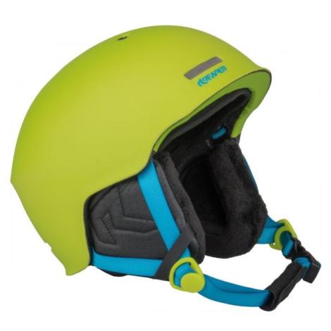 Reaper EPIC zelená - Pánská snowboardová helma