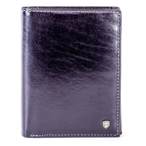 Black leather wallet Fashionhunters