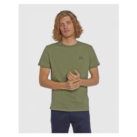 Tričko La Martina Man T-Shirt S/S Jersey - Zelená