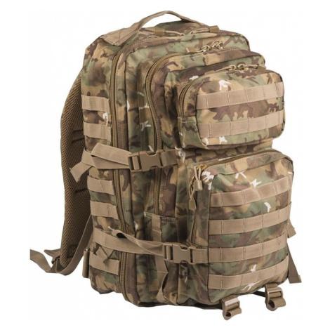 Batoh vojenský US ASSAULT PACK large Mil-Tec® - multicam Mil-Tec(Sturm Handels)