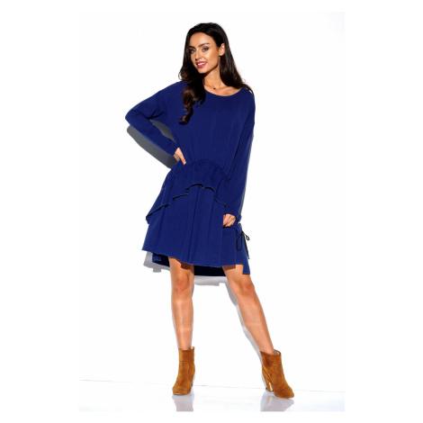 Lemoniade Woman's Dress LN114 Navy