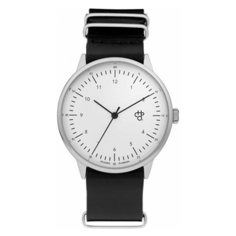 CHPO Harold - Silver / Black / White černé 14224AA