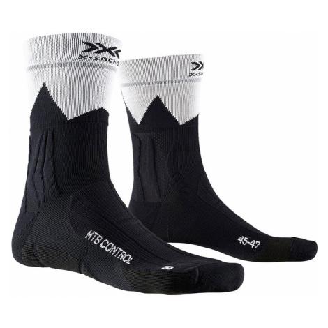 Ponožky X-Socks MTB CONTROL černá
