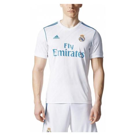 Dres Adidas Real Madrid 2017/2018 - Domácí Bílá