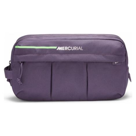 Taška na boty Nike Mercurial Fialová / Zelená