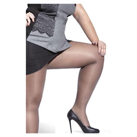 Punčochové kalhoty Kaira plus size 20 DEN Adrian