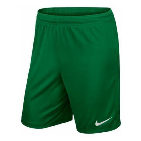 Šortky Nike Park II Zelená