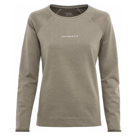 Mikina Camel Active Sweatshirt - Zelená