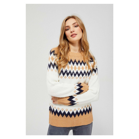 Herringbone sweater Moodo