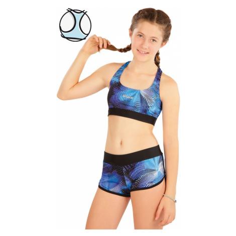 LITEX Dívčí plavky sportovní top 63635