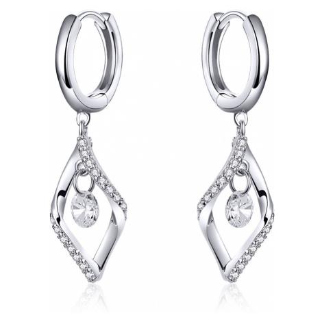 Linda's Jewelry Stříbrné náušnice Vzplanutí Lásky Ag 925/1000 IN298