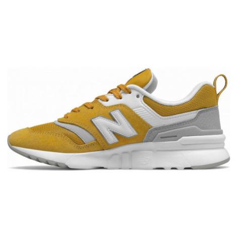 New Balance CW997HAN oranžová - Dámská volnočasová obuv