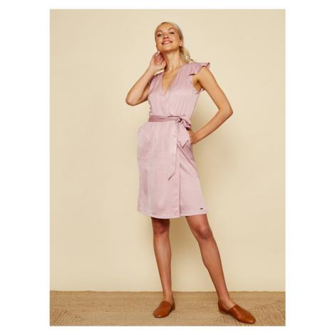 ZOOT růžové šaty Zuzana