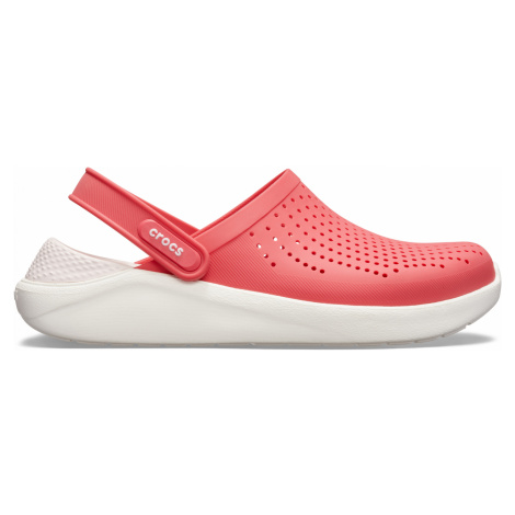 dámské pantofle Crocs Literide Clog Poppy/White