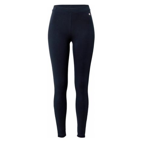 Champion Authentic Athletic Apparel Sportovní kalhoty námořnická modř / bílá / červená