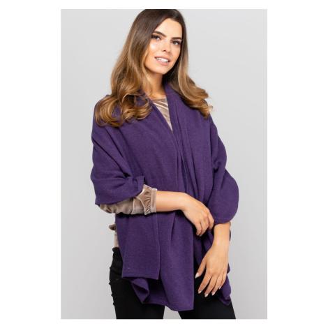 Kamea Woman's Scarf K.18.857.28 Purple