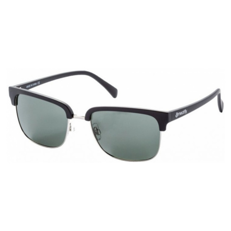 Brýle Meatfly Elegia black matt, green