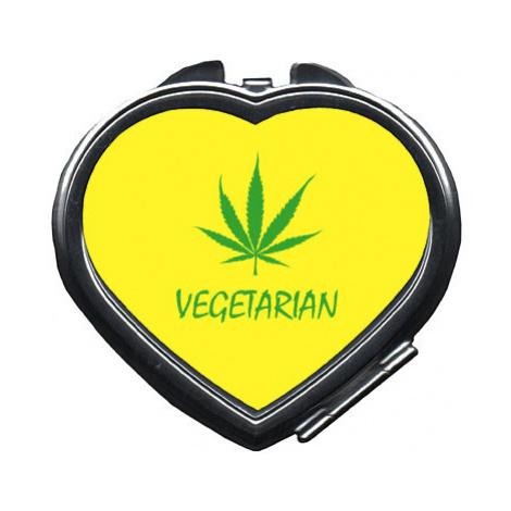 Zrcátko srdce Vegetarián