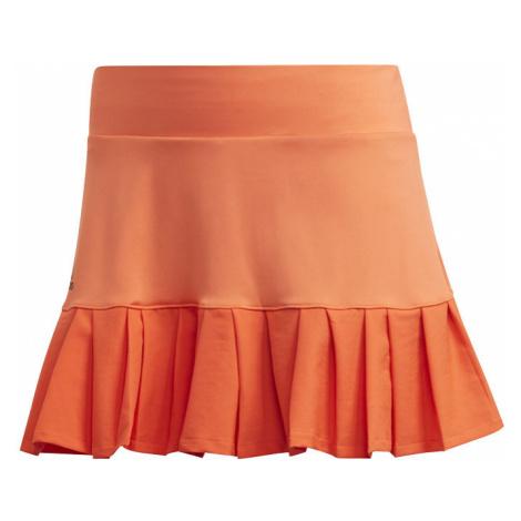 Dámská sukně adidas Tennis Match Skirt Primeblue Orange