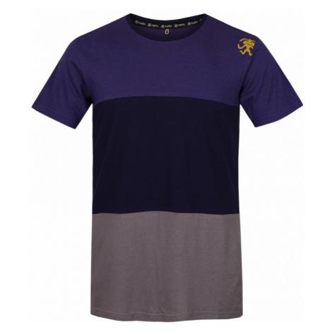 Pánské tričko Rafiki Leonidio skipper blue / medieval