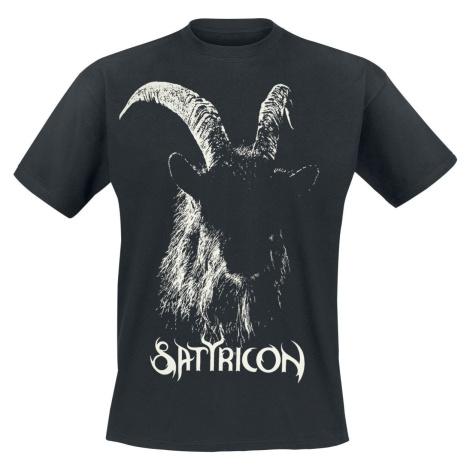 Satyricon Satyr Tričko černá