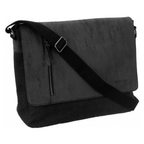 Taška na notebook velká listonoška přes rameno Rovicky