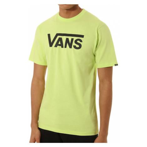 Tričko Vans Classic sharp green-black