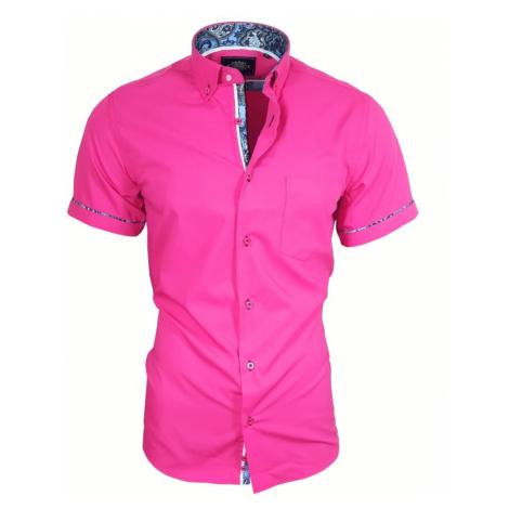 BINDER DE LUXE košile pánská 82910 krátký rukáv
