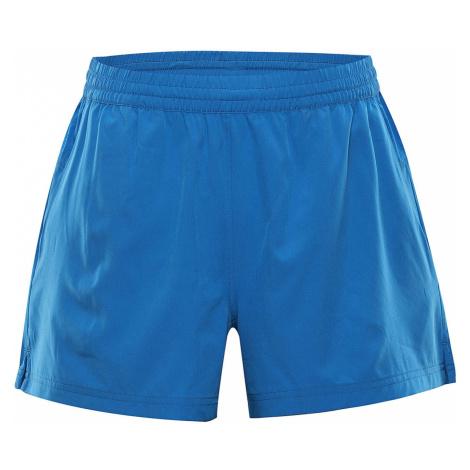 ALPINE PRO HINAT 3 Pánské šortky MPAR425697 brilliant blue