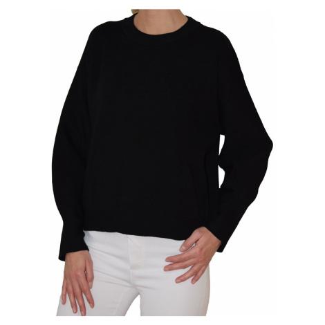 Guess svetr s dlouhým rukávem O94R00 černý - Černá