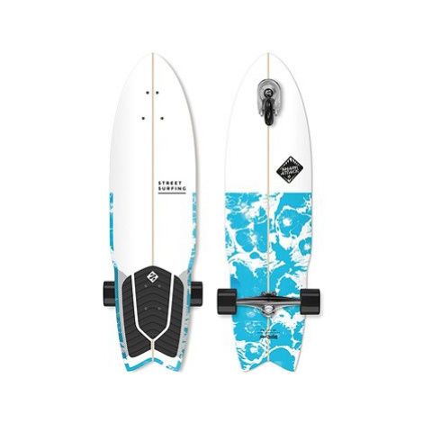 "Street Surfing Shark Attack 36"" Psycho Blue"