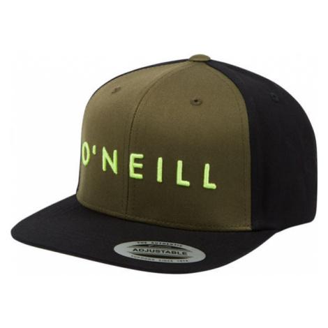 O'Neill BM YAMBAO CAP černá - Pánská kšiltovka
