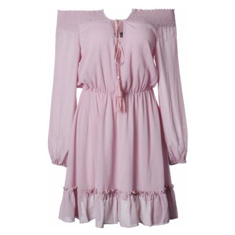 Dámské Boho mini šaty FashionEU