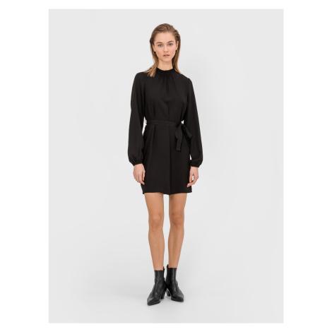 Boa Šaty Vero Moda Černá