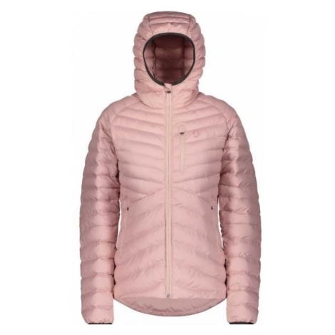 Scott INSULOFT 3M W JACKET světle růžová - Dámská bunda