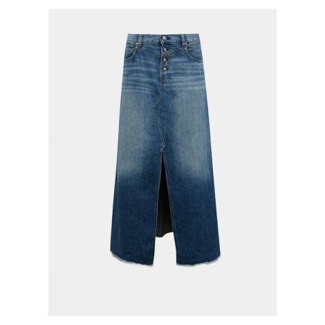Pepe Jeans Pepe Jeans dámská dlouhá džínová sukně MIRABELLE