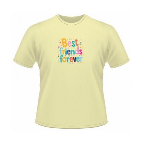 Pánské tričko SuperStar Best Friends