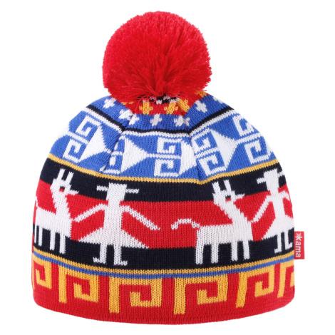 Dětská čepice Kama B81 Barva: červená