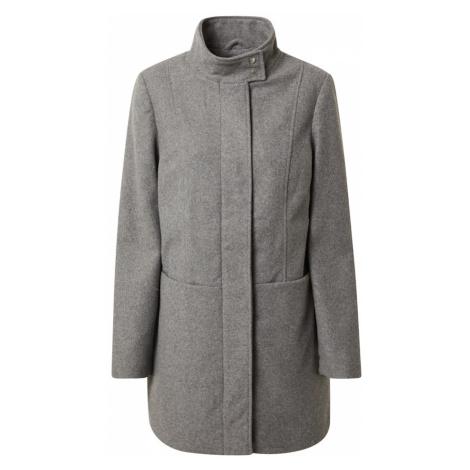 ONLY Přechodný kabát šedá