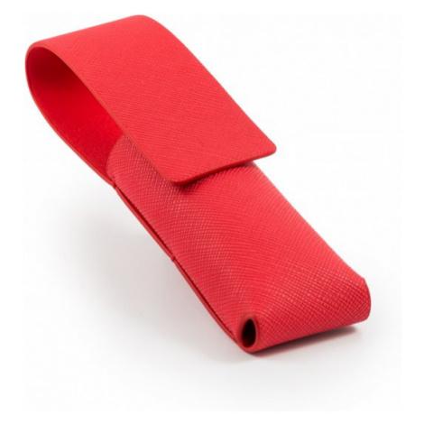 Pouzdro Iqos Multi - Cold, eko kůže, červené