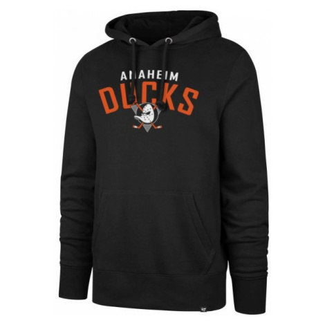 47 NHL ANAHEIM DUCKS OUTRUSH HEADLINE černá - Pánská mikina