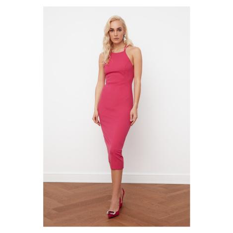 Trendyol Push-up Back Decolletage Dress