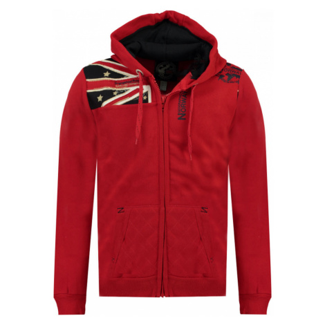 GEOGRAPHICAL NORWAY mikina pánská GATSBY MEN 100 BS3