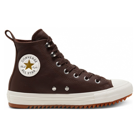 Converse Leather And Warmth Chuck Taylor All Star Hiker High Top hnědé 568812C
