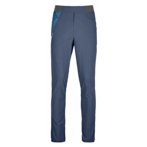 Pánské kalhoty Ortovox Piz Selva Light night blue