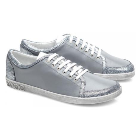 boty Zaqq Tiqq Grey Silver